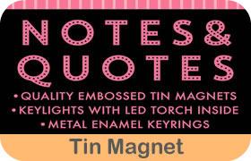 Tin Magnet