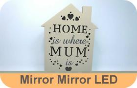 Mirror Mirror LED
