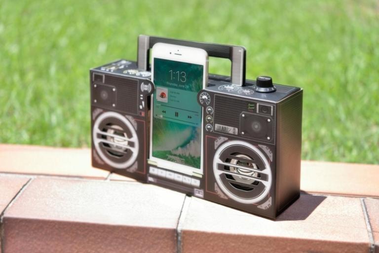 Mi-AMP BOOM BOX